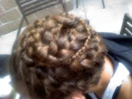 fancy hair special occasion updo s
