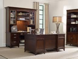 Executive Desk Hooker Furniture Home Office Latitude Executive Desk 5167 10562