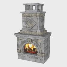 fireplace best unilock tuscany fireplace home decor color trends