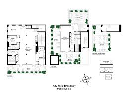 Manhattan Plaza Apartments Floor Plans by Penthouse Floor Plan A Dream Come True Pinterest Penthouses