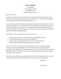 resume description for accounts payable clerk interview best accounts payable specialist cover letter exles livecareer