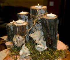 Wood Decor by Rustic Wedding Centerpiece Cheap Wedding Centerpiece Rustic Wood
