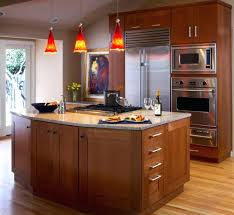 kitchen island pendant lighting kitchen island pendant ideas bright red pendant lights offer a vivid