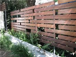 contemporary garden fencing ideas video and photos