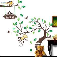 Monkey Home Decor Online Get Cheap Bird Decor Nursery Aliexpress Com Alibaba Group