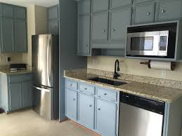 Handicap Accessible Kitchen Cabinets Van Courtland Blue Painted Cabinets Van Courtland Blue Kitchen