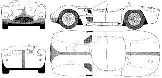 maserati birdcage the blueprints com blueprints u003e cars u003e maserati u003e maserati tipo