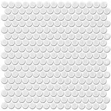 eden white penny round polished ceramic tile  tilebarcom with eden white penny round polished ceramic tile from tilebarcom