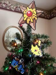 nintendo ornaments sprite stitch