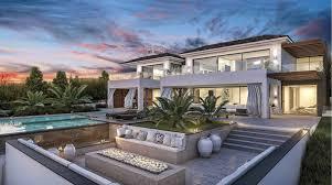 beauty modern luxury villa design 72 best for home theater decor