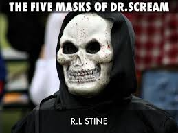 Mask Of Halloween The Five Masks Of Dr Scream By Marcos Juan36