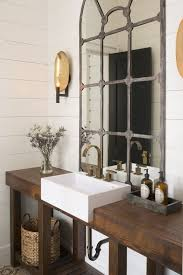 Reclaimed Wood Vanity Table 32 Trendy And Chic Industrial Bathroom Vanity Ideas Digsdigs