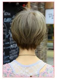 short hair from the back images ladies haircuts hairstyles for short hair back view best