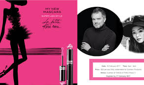 makeup artist workshops discover the new la robe make up essentials with