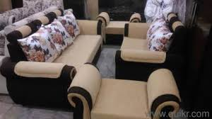 3 Seater 2 Seater Sofa Set Sofa Set 3 Seater 2 Seater And 2 Puffies Brand New Brand Home