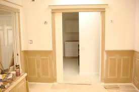Bathroom Wainscoting Ideas Best Wainscoting In Bathroom Ideas House Design And Office