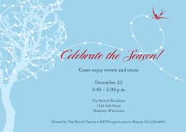 holiday party invitation template pacq co