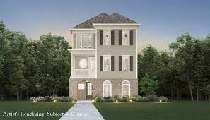 John Wieland Homes Floor Plans by The Mews At North Decatur In Decatur Ga New Homes U0026 Floor Plans