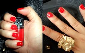 maybelline colorshow nail polishes hit the shelves u2013 lipgloss is