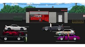 pixel art car pixel car racer art by 7anek on deviantart