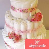 diper cake how to make a cake
