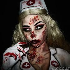 Zombie Halloween Costumes Girls 25 Nurse Costume Ideas