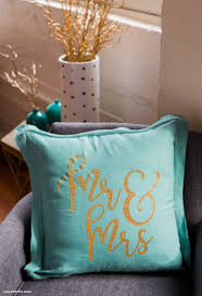 mr and mrs pillow mr and mrs pillows for newlyweds lia griffith