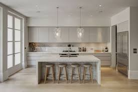 grey kitchen island 30 grey kitchens that you ll never want to leave digsdigs
