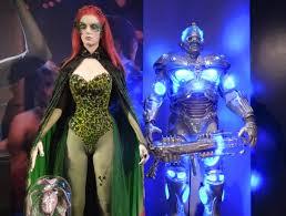 Freeze Halloween Costume Hollywood Movie Costumes Props Uma Thurman U0027s Poison Ivy