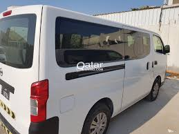 nissan urvan 2014 nissan urvan 2014 model in good engine condition qatar living