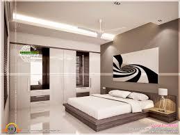modern sloping roof mix villa exterior keralahousedesigns bedroom