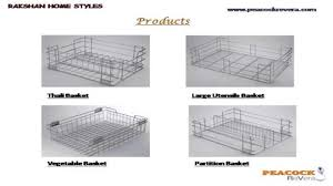 Kitchen Cabinet Fittings Accessories Kitchen Accessories U0026 Stainless Steel Basket Manufacturer In India