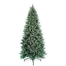 shop holiday living 9 ft fir unlit artificial christmas tree at