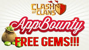 appbounty net invite code clash of clans app bounty how to get more free gems