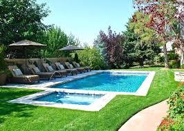 Backyard Swimming Pool Ideas Inground Pool Designs For Small Backyards Pool In Backyard Designs