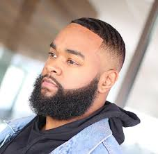 black men haircuts with beards top 100 black men haircuts
