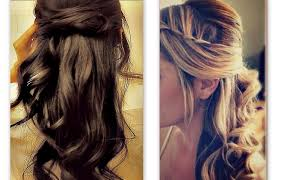 wavy hairstyles for long with plaits a simple and pretty