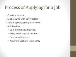 job applications business information u0026 technology i ppt download