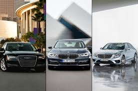 used lexus vs used mercedes audi vs bmw vs mercedes benz in the modern era