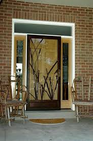 Steel Interior Security Doors The Larson Security Door Starts With A Fully Welded Tubular