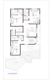 House Plan Layout Floor Plan Of 1 Kanal House Plans Pinterest House And Interiors