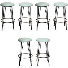brown leather bar stools red metal bar stools leather bar stools