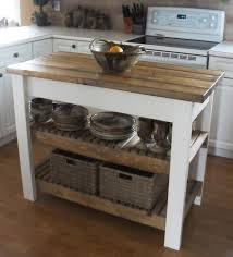 kitchen island made out of pallets kutsko kitchen white country kitchen with pallet butcher block island