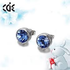 best earrings e1033a best quality earrings for women jewelry rabit stud earrings