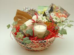 kitchen gift basket ideas christmas lights decoration