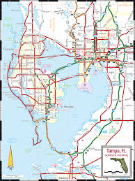 City Map Of Florida by Maps Of Tampa Florida World Map Photos And Images