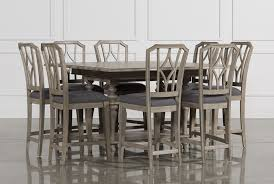 Dining Room Sets To Fit Your Home Decor Living Spaces - High dining room sets