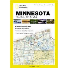 Boundary Waters Map 753 Boundary Waters West Superior National Forest Trail Map