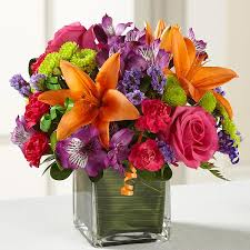 florist seattle the ftd birthday cheer bouquet in seattle wa