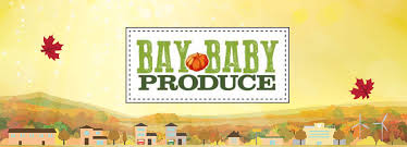 bay bay baby bay baby produce adds the royalty to its ornamental pumpkin line